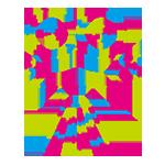 德国电影节活动的logo-Flow Asia