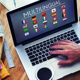 多语种网站建设- Flow Asia