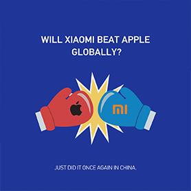 小米与苹果开战- Flow Asia