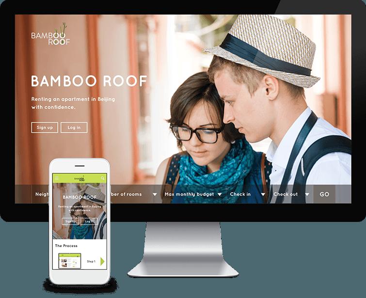 Bamboo Roof 的自适应网页设计与网站建设-Flow