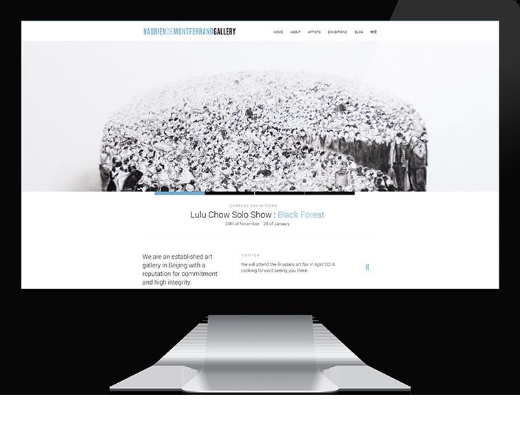 Hadrien de Montferrand的网站设计-Flow Asia