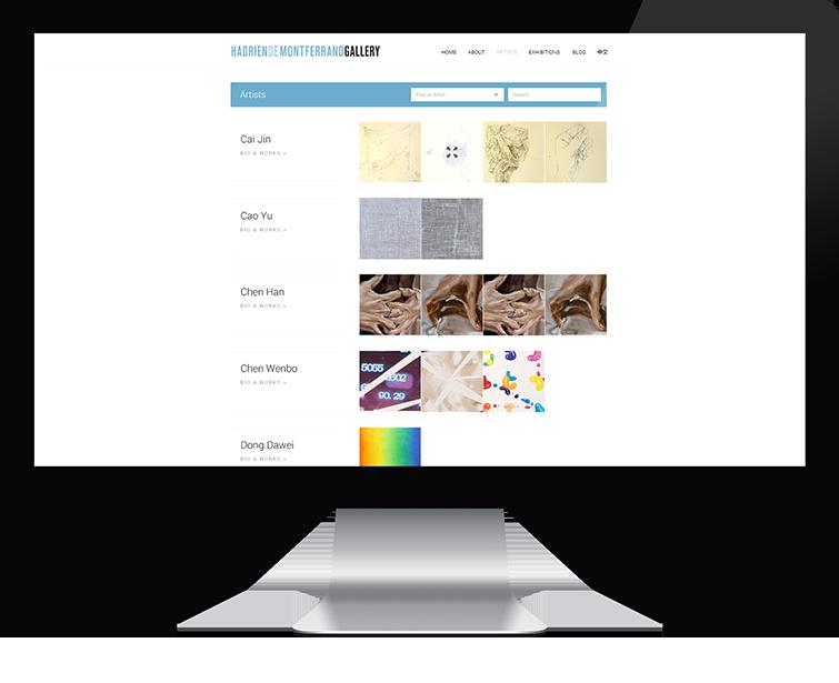 Hadrien de Montferrand的网站开发-Flow Asia