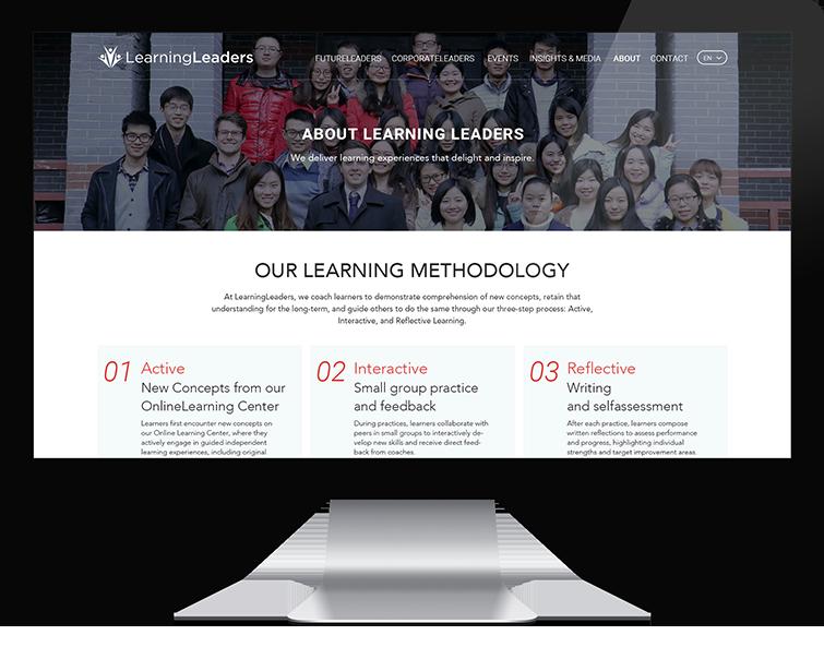 Learning Leaders的网页设计与网站建设01-Flow Asia