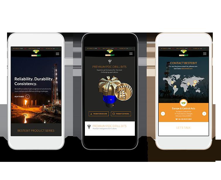 BESTEBIT手机网站建设-Flow Asia
