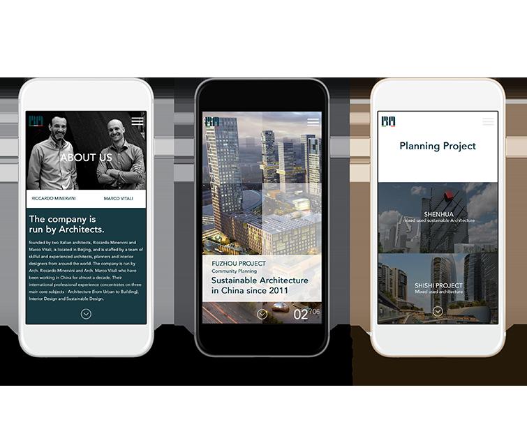 睿琪马克建筑设计咨询有限公司网页设计与网站建设03-Flow