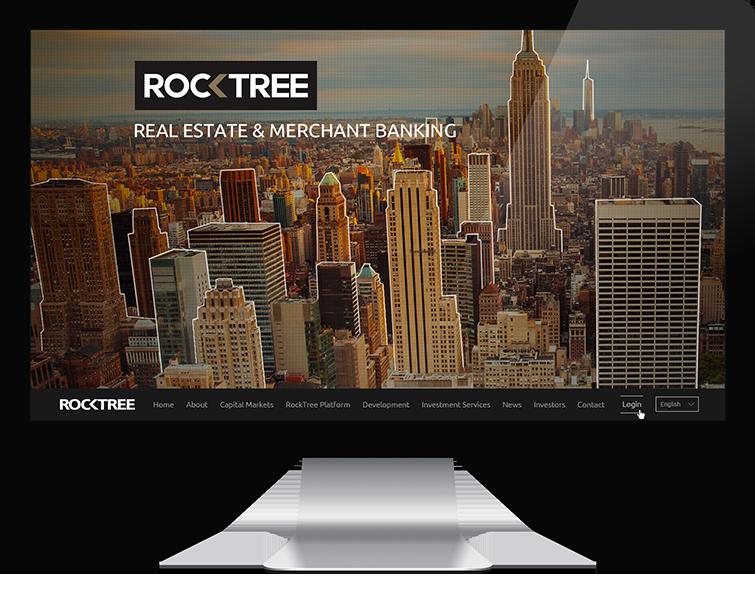 石树资本网站设计-Flow Asia