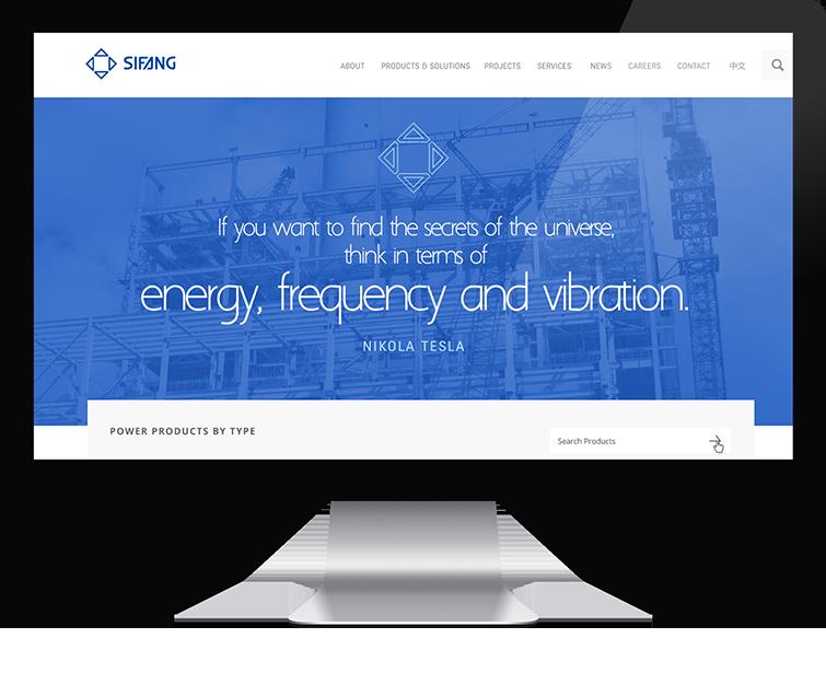 四方集团网页设计与网站建设01-Flow Asia