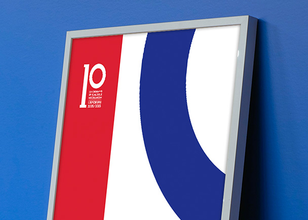 IP Key 10 Year 宣传板平面设计01-Flow Asia