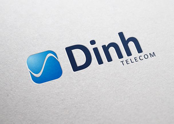 Dinh Telecom的VI 设计-Flow Asia