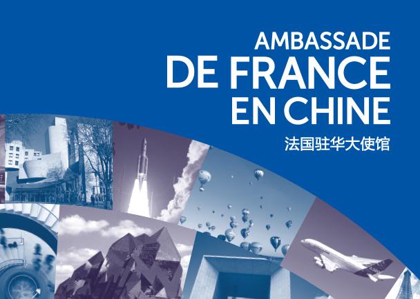 法国驻华大使馆平面设计-Flow Asia