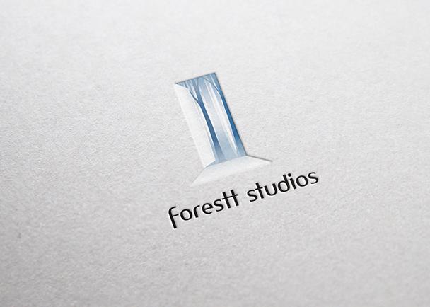 画林映像的VI 设计-Flow Asia