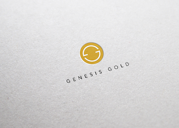 Genesis黄金logo设计-Flow Asia
