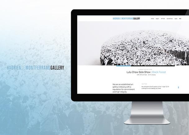 Hadrien de Montferrand的网站建设-Flow Asia