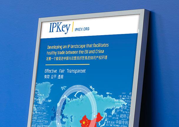 IP Key的平面设计-Flow Asia