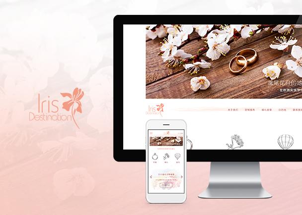 鸢尾花目的地的网站建设-Flow Asia