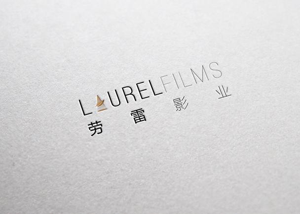 劳雷影业的VI 设计-Flow Asia