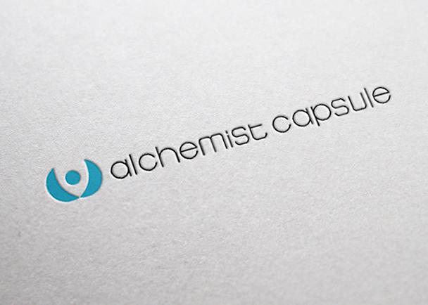 Alchemist Capsule logo设计-Flow Asia