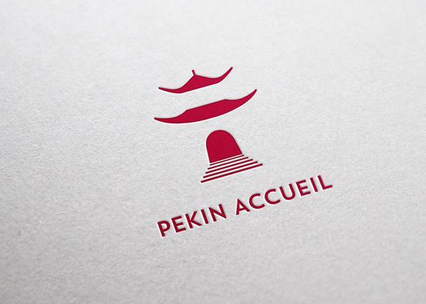Pékin Accueil的VI 设计-Flow Asia