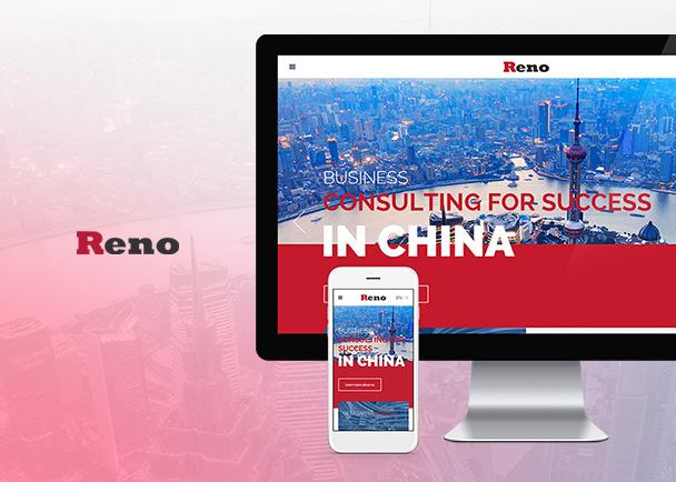 Reno的网站建设-Flow Asia
