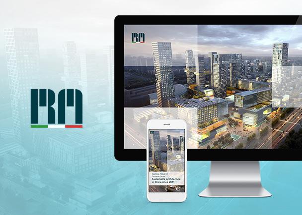 睿琪马克建筑设计咨询有限公司网站建设-Flow