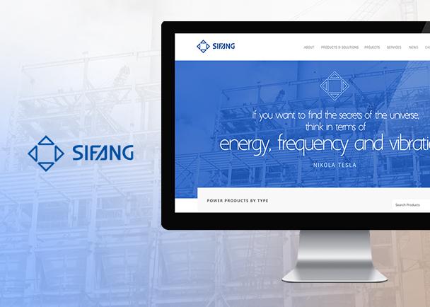 四方集团网页设计与网站建设-Flow Asia