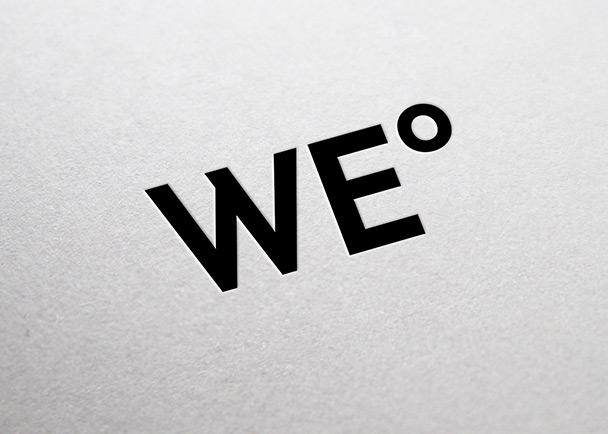 WE° 网站的logo-Flow Asia