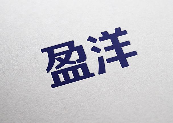 盈洋置业线上平台logo设计-Flow Asia